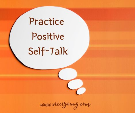 practice positive self-talk